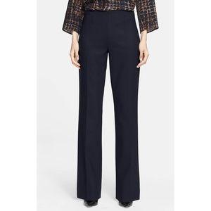 MAX MARA Davos Side Zip Wool Pants Size 16